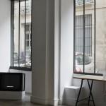 """Exhibition view """"Build up"""", MdM Gallery, Paris, França, 2014"""