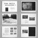 Chernobyl Project, publication, The Skull Sessions N.02, 17 pages, 50# white newsprint, 11.5 x 16 in.