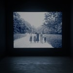 Piper (7,918 frames), video-projection, Tomie Ohtake Institute, Sao Paulo, Brazil.