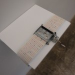 """Anthem of the winners,"" 2009, billet lottery, paper and music box, variable dimensions"