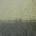 Le petit pont ( The small bridge) | Paris, 2004 | Silent video projection, 3'00"