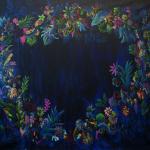 Untitled, 2014, acrylic on canvas, 150x200 cm