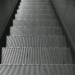 Escalators | Paris, 2006 | Silent video projection, 4'08"