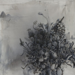 Untitled, 2012, acrylic on canvas, 200x200 cm