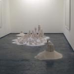 """""""Ciudad de Arena"""", 2010, installation view at Enrique Guerrero gallery"""