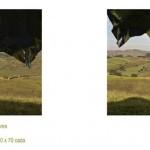 """Primeiro dia"", 2010, photographic diptych, 90x70 cm (each)"