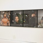 "From the series ""5 senses"", 2006, photo, 100x80 cm (each), Collection Museu Afro Brazil, São Paulo, SP"