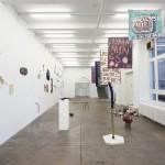 "Exhibition view ""StorytellingCaipira"" Supportico Lopez, Berlin, Germany, 2016"