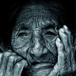 Love with Life 004 - An elder indian aged more than 100 year old