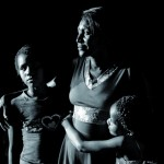 Love with the Life 010- Campaign against racism - mother and daughters