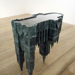 """Cathedral"", 2011, bronze patinated, 99x100x51cm"
