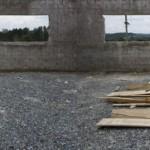 """""""Minha Vista"""", fotografia, 60 x 180 cm, 2008"""