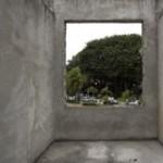 """""""Minha Vista"""", fotografia, 50 x 210 cm, 2009"""