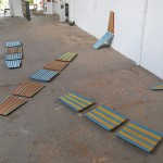 """""""Terceira Margem"""", 2013, vessel structures, variable dimensions"""
