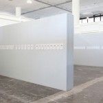 "Views of the installation ""Lichtzwang"" at the 30th Bienal de São Paulo ""The Imminence of Poetics"", 2012."