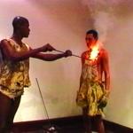 3-Transmutação da Carne - Performance, Marcação a ferro