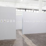 """Views of the installation """"Lichtzwang"""" at the 30th Bienal de São Paulo """"The Imminence of Poetics"""", 2012."""