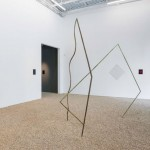 """View of the installation """"Phasmids"""", Mendes Wood DM, 2013."""