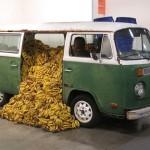 """Art Market/ Banana Market"", 2011, Art Basel Miami Beach"