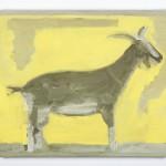 Bruno Dunley, Caixa cabra, 2011, oleo sobre tela, 30 x40 cm