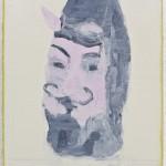 Bruno Dunley, Diabo, 2010, oleo sobre tela, 40 x30 cm