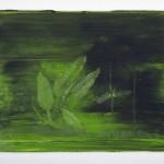 Bruno Dunley, Paisagem noturna, 2011, oil on canvas, 30 x 40 cm