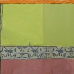 Bruno Dunley, Quer morar em todas as casas que vê e imagina IV, 2008, óleo e cera sobre tela, 31x40 cm