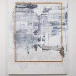 Untitled, 2015, oil and charcoal on canvas, 200x 250 cm