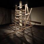 """Heritage Research"" (Tombamento), 2014, Massangana Gallery, Joaquim Nabuco Foundation, Recife"