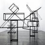 Exhibition view ''Cuidado Quente'', Galeria Nara Roesler, São Paulo, Brazil, 2010