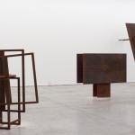 Exhibition view ''Movimento Repouso'' at Roberto Alban Galeria de Arte, Salvador, Brazil, 2013