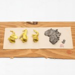 """""""Elefante / Mapa"""", 2013, mixed media. Edition: N/A, 17 x 33 cm"""