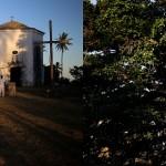 O Sacudimento da Casa da Torre, Diptych, 2015