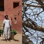 O Sacudimento da Maison des Esclaves em Gorée, Diptych,  2015