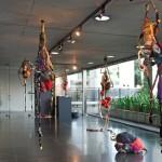 """view from exhibition """"Um Lugar"""", BDMG"""