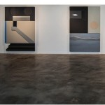 """Exhibition """"Noite americana ou Luas invisíveis"""", Luciana Caravello Gallery, Rio de Janeiro, 2014"""