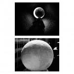 """Photosequence #00"", series ""Estudos superficiais"", 2013, digital photography B&W, 60x60 cm"