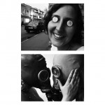 """Photosequence #10"", series ""Estudos superficiais"", 2013, digital photography B&W, 60x60 cm"