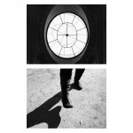 """Photosequence #9"", series ""Estudos superficiais"", 2013, digital photography B&W, 60x60 cm"