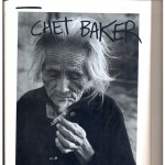 """Chet Baker"", from the series ""The Great Art History"", 2005-2013, ink on book, 608 pages, 26x18 cm"