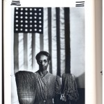 """Jasper Johns"", from the series ""The Great Art History"", 2005-2013, ink on book, 608 pages, 26x18 cm"