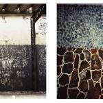 """Sem título (""""Frames""""), diptych from the series """"Uma Epopéia Fotográfica"""", 2013, 35mm photography, 60x80cm (each)"""