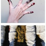 """""""So Long"""", diptych from the series """"Uma Epopéia Fotográfica"""", 2013,digital photography, 60x80 cm (each)"""