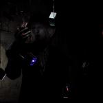 ''O.M.A. – sessão Mensagens Sonoras'', 2015, video frame.
