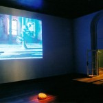 """""""Las Outras"""", 2004, video-installation, Observatorio Cultural Torre Malakof"""
