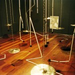 """Las Outras"", 2004, interactive-installation, Observatorio Cultural Torre Malakof"