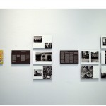 """""""The Life of the Centers"""", 2011-2013, Installation view at """"Love and Hate to Lygia Clark"""", Zacheta National Gallery, Warsaw, 2013, Inkjet print on cotton paper mounted on dibond/aluminum, installation with 35 to 42 images, 35 x 42 cm (each), full length: 9 linear meters, Edition of 7 + 1 AP"""