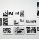 """""""The Life of the Centers"""", Inkjet print on cotton paper mounted on dibond/aluminum. Installation with 35 to 42 images (approx.), 35 x 42 cm (each), total measure: 9 meters linear, 2011-2013"""