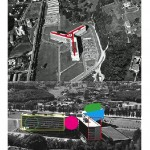 """""""Foundations of the design substance: cultural metaphors to design a new future"""", 2013- under development, installation's views, 2013-under development, C-prints on cotton paper, graphic material for an artist publication and catalog of 9th Mercosul Biennial, various materials, variable dimensions"""