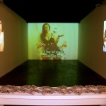 """Studio Butterfly"", 2006, video installation, book of proses, 27th São Paulo Biennial, 2006"